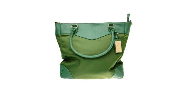 Dámská trávově zelená kabelka Hope