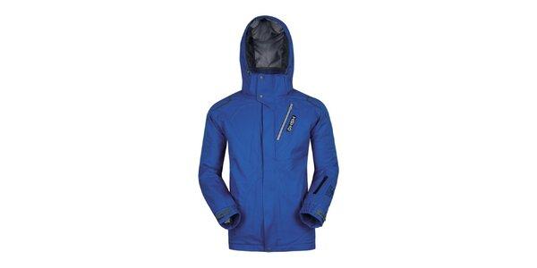 Pánská modrá lyžařská bunda Husky