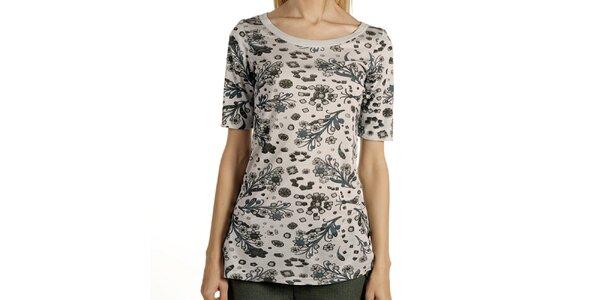 Dámské tričko s krátkým rukávem Laga