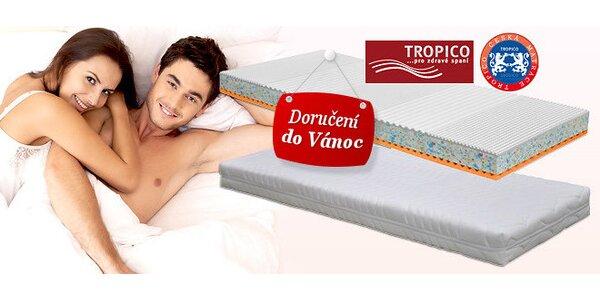 Sendvičové matrace Tropico Henry 1+1 zdarma