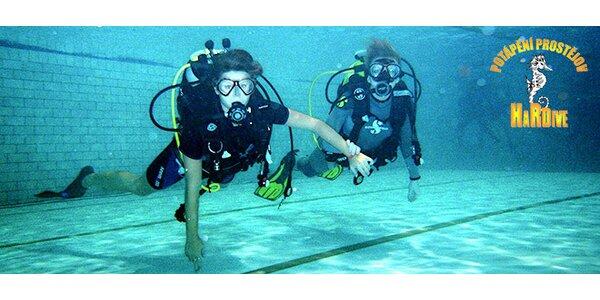Cesta do hlubiny - potápěčská exkurze pro všechny