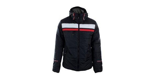 Pánská černá zimní bunda Trimm
