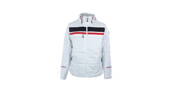 Pánská bílá zimní bunda Trimm