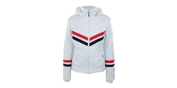 Dámská bílá zimní bunda Trimm