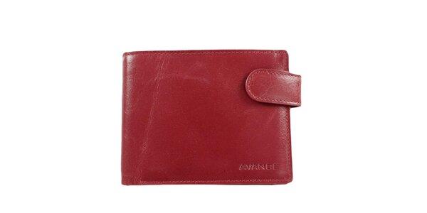 Dámská rudá peněženka Menbur