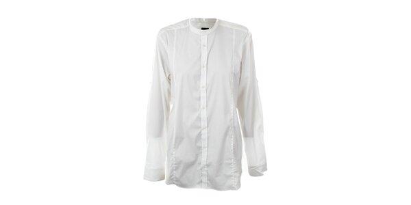 Dámská dlouhá bílá košile Pietro Filipi