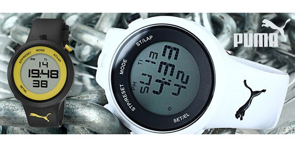Sportovní hodinky Puma Go – unisex e7029df2df