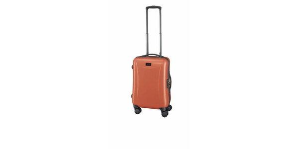 Malý oranžový kufr Esprit
