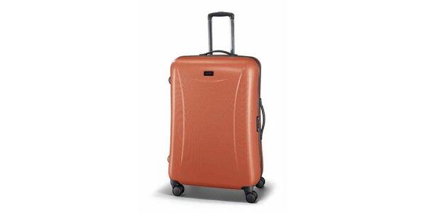 Velký oranžový kufr Esprit