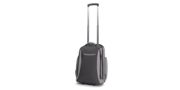 Šedý batoh na kolečkách Esprit