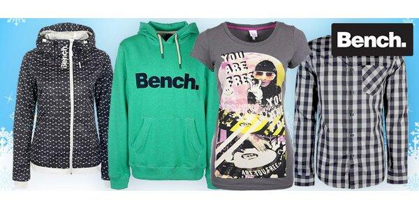 30% sleva na módu Bench pro ženy i muže