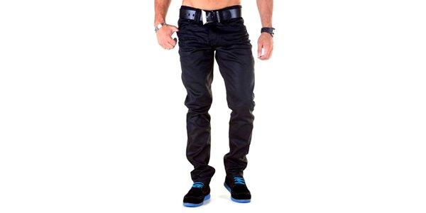 Pánské černé kalhoty Cipo & Baxx