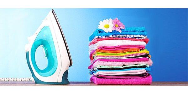 Žehlení prádla s dovozem