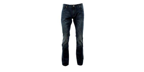 Pánské úzké modré džíny Exe Jeans