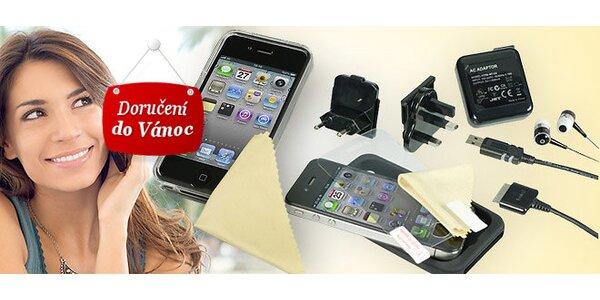 Příslušenství pro iPhone 4 /4S