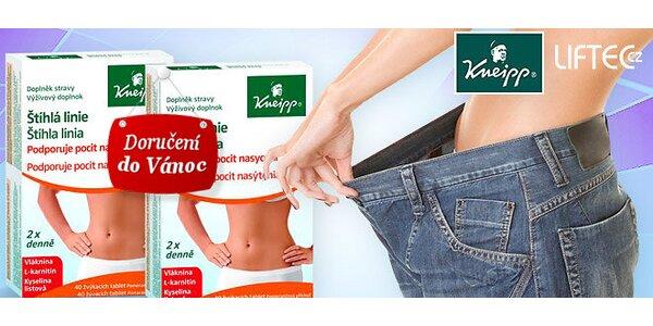 Přírodní tablety Kneipp pro štíhlou linii