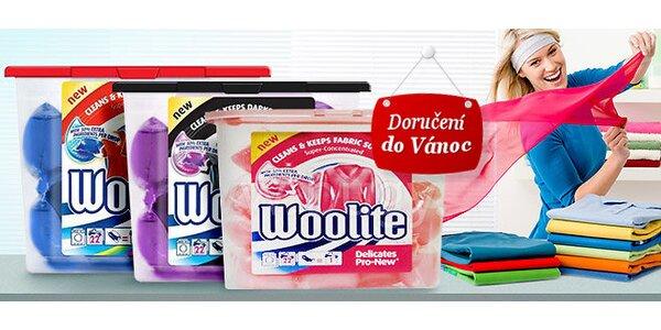 Balíček 66 kapslí na praní Woolite