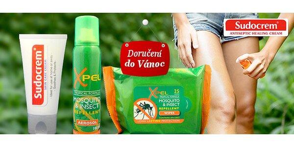 Sada proti klíšťatům a komárům – Výprodej!