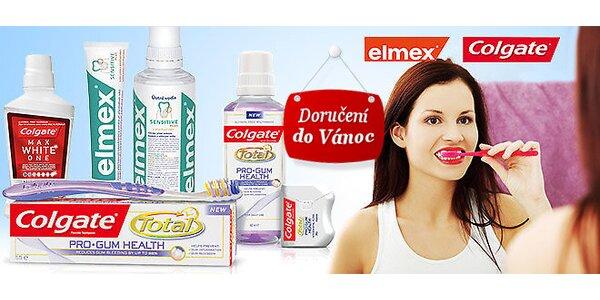 Značková dentální hygiena pro neodolatelný úsměv