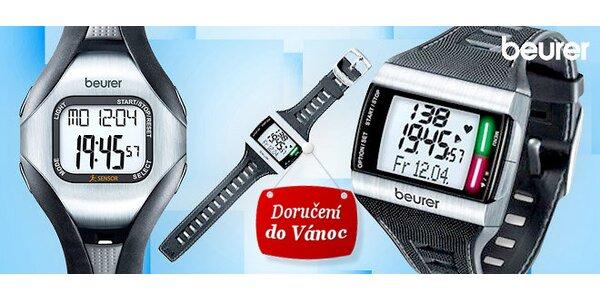Sportovní hodinky Beurer s pulsoměrem pro pány