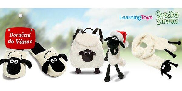 Doplňky s oblíbenou Ovečkou Shaun
