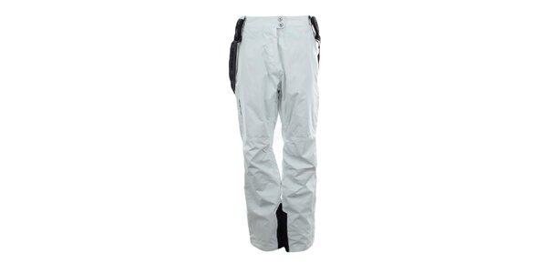 Dámské bílo-černé lyžařské kalhoty Hannah
