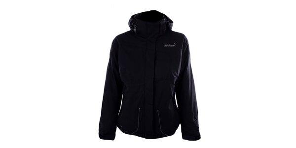 Dámská černá zimní bunda Hannah