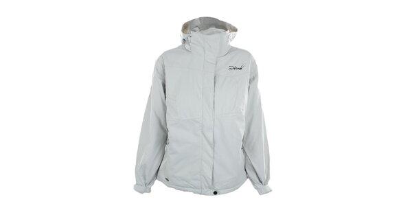 Dámská bílá zimní bunda Hannah