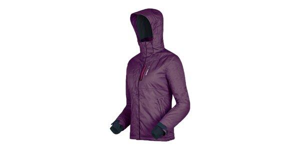 Dámská tmavě fialová funkční bunda Husky