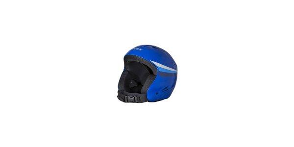 Dětská modrá zimní helma Husky