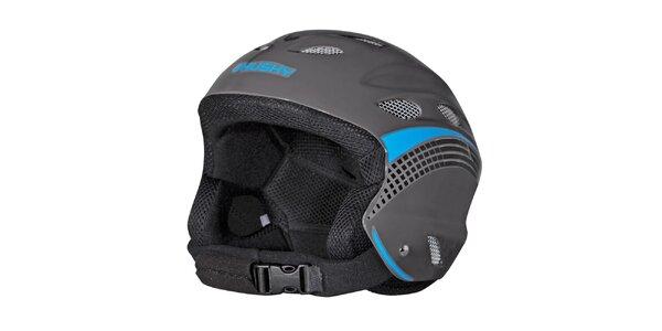 Pánská modrá helma Husky