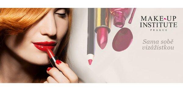Osobní make-up kurz i kurz pro ženy 40+