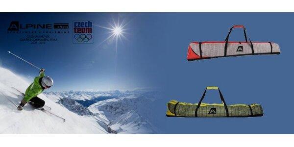 249 Kč za vak až na dva páry lyží v hodnotě 499 Kč od Alpine Pro. SLEVA 50%