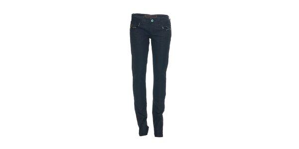 Dámské skinny džíny značky Lois v černošedé barvě
