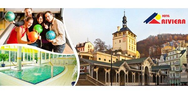 Až 6 dní v Hotelu Riviéra u Karlových Varů