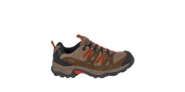 Pánská béžová outdoorová obuv Praylas
