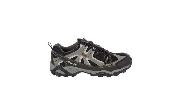 Pánská černá outdoorová obuv Praylas