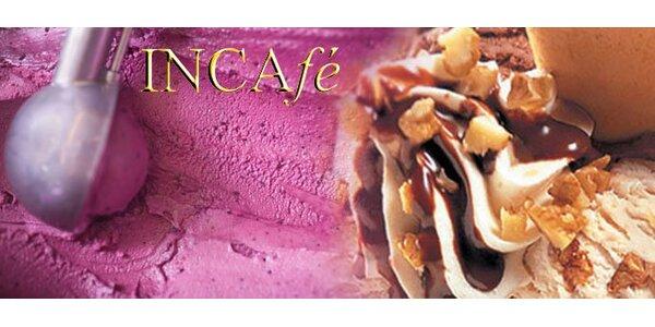 66 Kč za dvě kávy a dva zmrzlinové poháry Carte d'Or. Sleva 70 %!