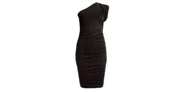Dámské třpytivé upnuté šaty JDC London