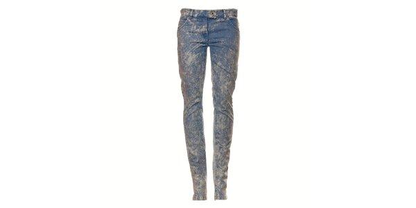 Dámské světle modré plísňové džíny Pietro Filipi dc184881b1