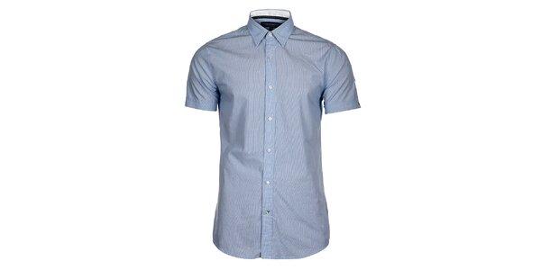 Pánská bledě modrá košile Tommy Hilfiger