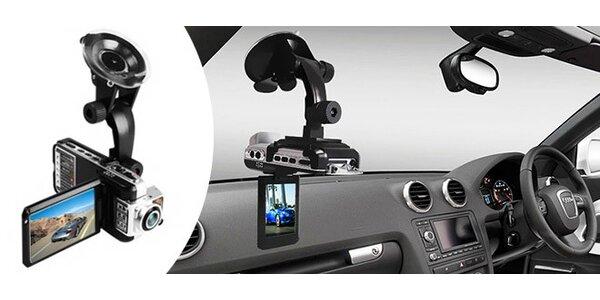 Přenosná FULL HD kamera do auta