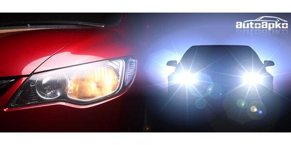 Kompletní renovace světlometů vašeho auta