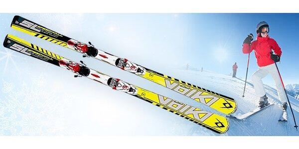 Značové lyže Völkl – modely Racetiger