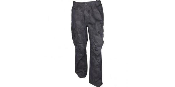 Pánské šedé sportovní kalhoty Authority