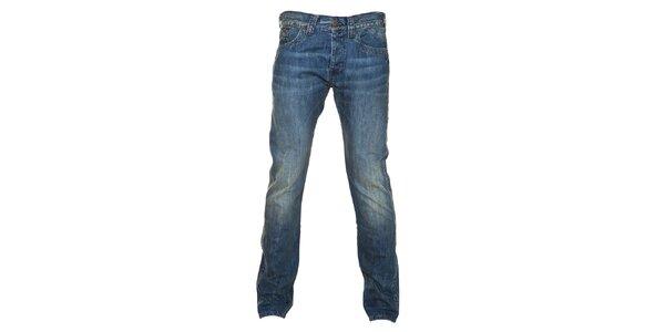Pánské tmavě modré džíny Lois Azurro