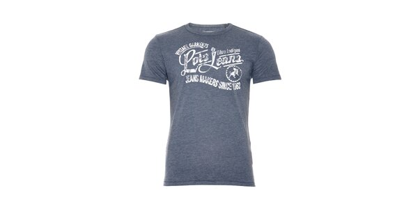 Pánské triko s potiskem značky Lois