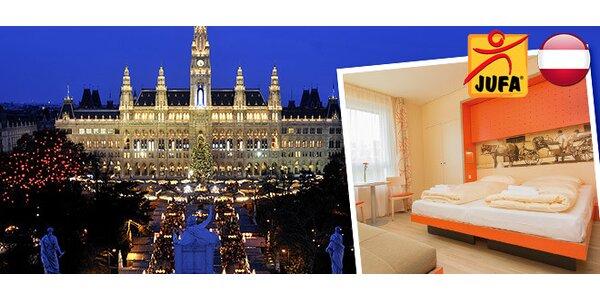 2-3 dny ve Vídni pro dva či celou rodinu
