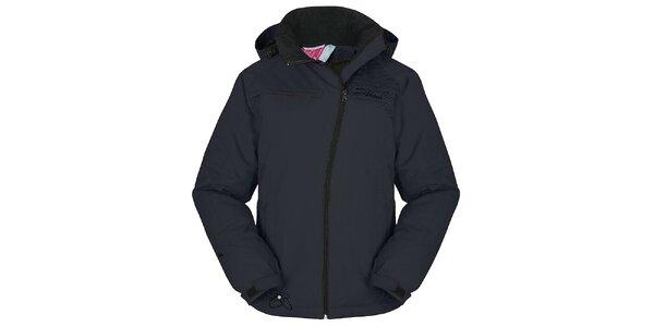Dámská antracitová zimní bunda Hannah
