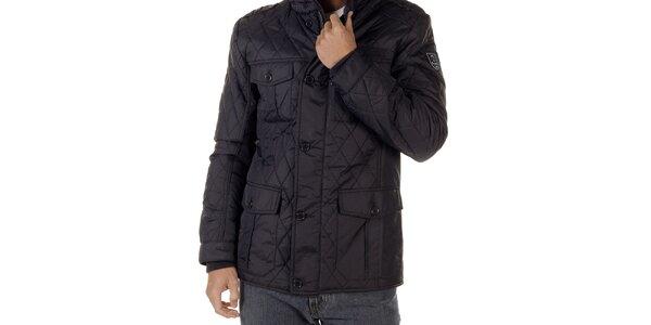 Pánská černá bunda Bendorff